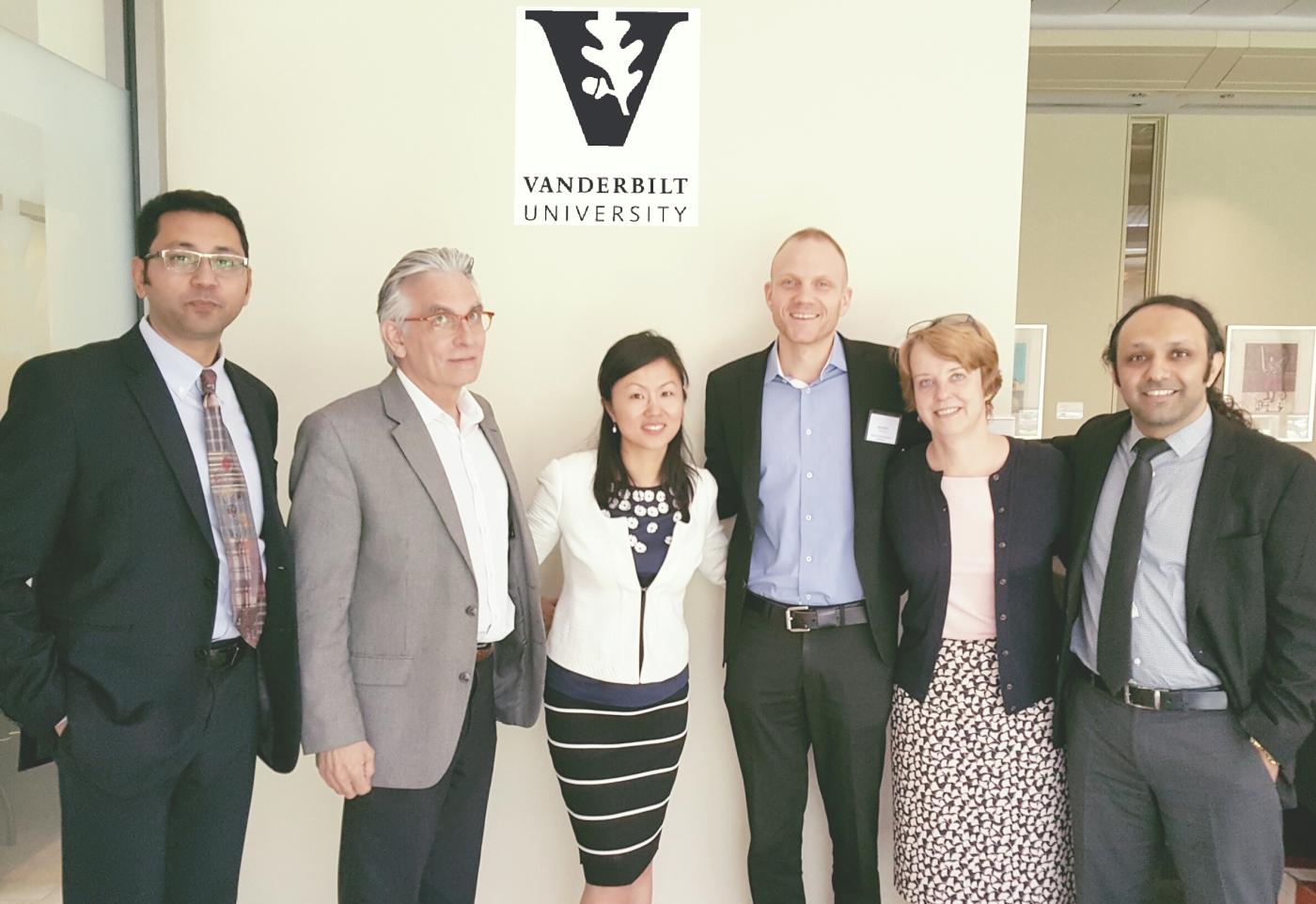 interEDGE co-founders conduct international student success workshop at Vanderbilt